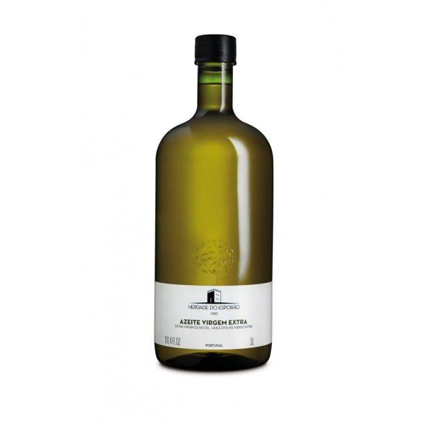 Olivenolie Virgin 0,4º - 3. ltr. plastflaske