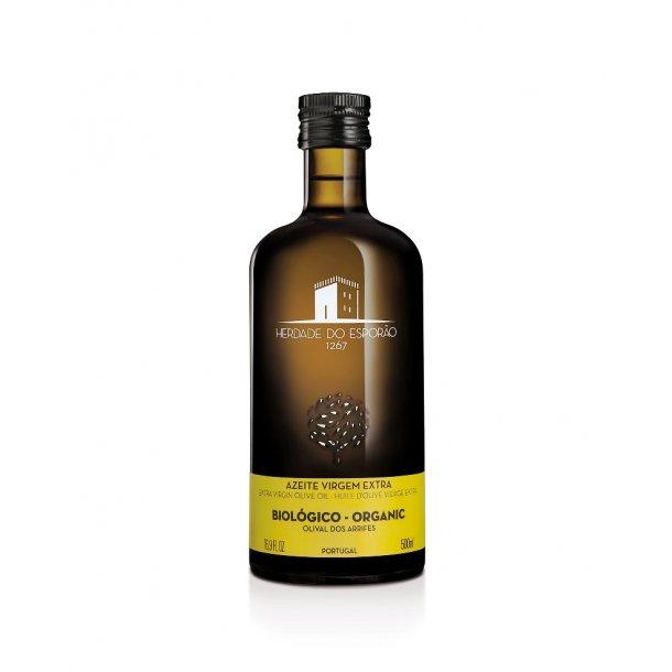 Olivenolie Extra Virgin Økologisk 0,1°- 50 cl.